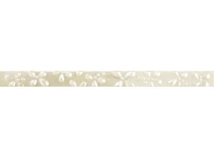 Epoca Ceramica Le Vernis Lotus Listelo Beige Petal