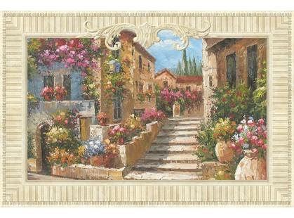 Europa Ceramica Crono (gea) Décor Flower Street