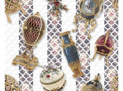 Europa Ceramica Versalles Decor Versalles Faberge A/B