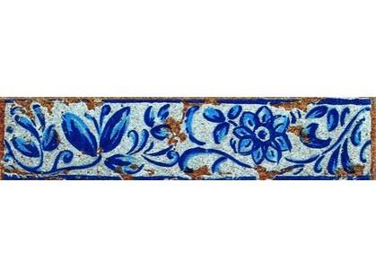 Exagres Gresan gr4. Tira Antiga Azul Вставка-подступенник