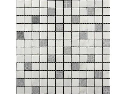 Exe Activity Vanity Mosaico Vanity Grigio/Lustro