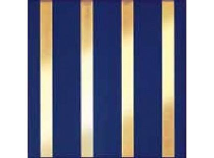 Fabresa Chelsea-Ritz Azul Stripes (Gold)