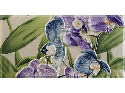 Fabresa Orquideas Cenefa-2 Malva