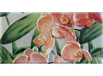 Fabresa Orquideas Cenefa-2 Naranja