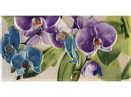 Fabresa Orquideas Cenefa-3 Malva