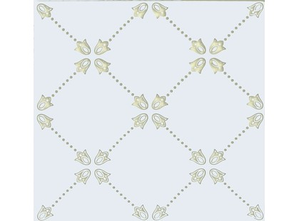 Fabresa Paisley Net Decor Blanco
