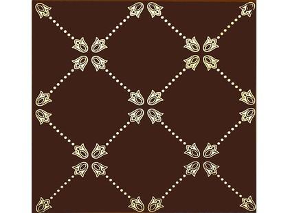 Fabresa Paisley Net Decor Chocolate