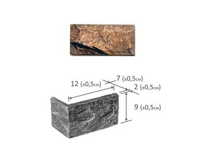 Фабрика камня Акко Угловой Элемент  11