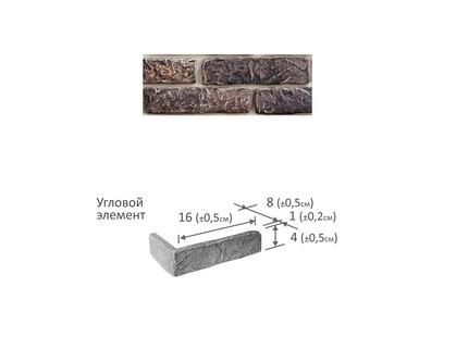 Фабрика камня Бавария Угловой Элемент 11