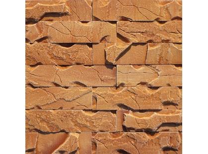Фабрика камня Брик Оранжевый