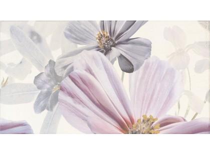 Fanal Infinity Décor Flor 1 Blanco