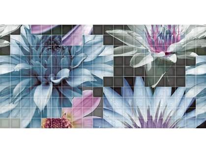 Fanal Mosaico Decor  Blanco Flor-1