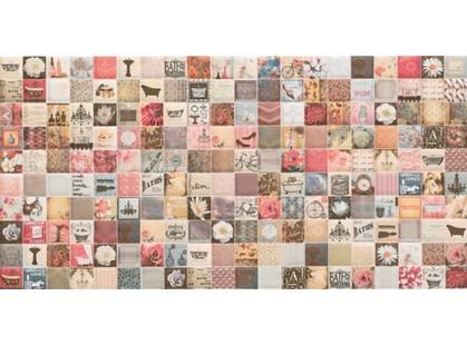 Fanal Mosaico Decor Crema Bano