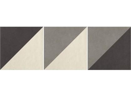 Fap Ceramiche Base Shape Grigi Inserto MIX 3