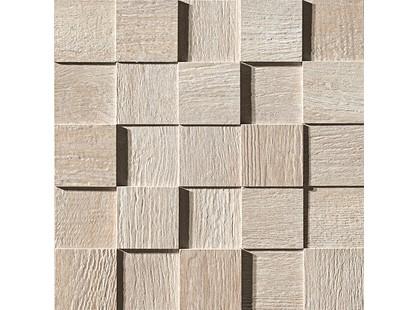 Fap Ceramiche Docks 3D Neutro Mosaico