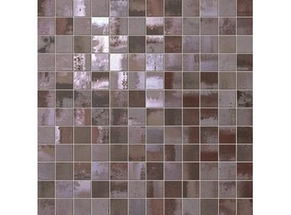 Fap Ceramiche Evoque Acciaio Copper Inserto MIX 3 RT