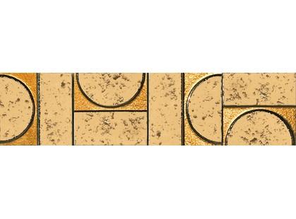 Fap Ceramiche Evoque Sigillo Oro Mosaico Listello