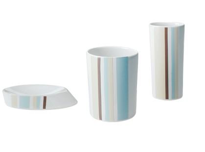 Fap Ceramiche Fap+ Set Accessori Tratto Azzurro
