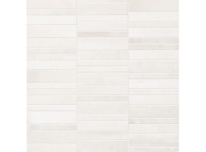 Fap Ceramiche Frame Tratto white mosaico