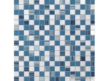 Fap Ceramiche Infinita Blu Mosaico