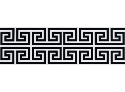 Fap Ceramiche Infinita Greca Bianco Nero RT