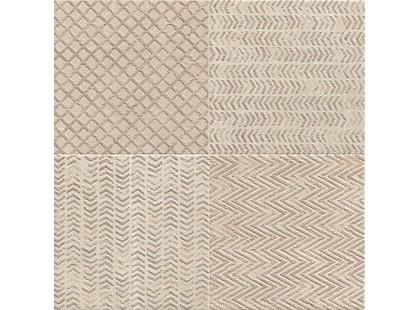 Fap Ceramiche Maku 20 Trace Sand Inserto Mix 6