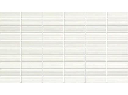 Fap Ceramiche Materia Bianco Mosaico