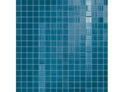 Fap Ceramiche Pura Blu Mosaico