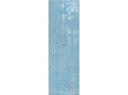 Fap Ceramiche Sole Gioiello Azzurro Inserto