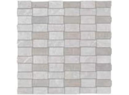 Fap Ceramiche Supernatural Argento Check Mosaico