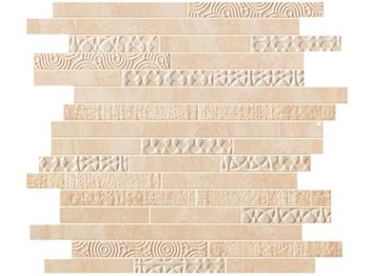 Fap Ceramiche Supernatural Frammenti Dorato Mosaico