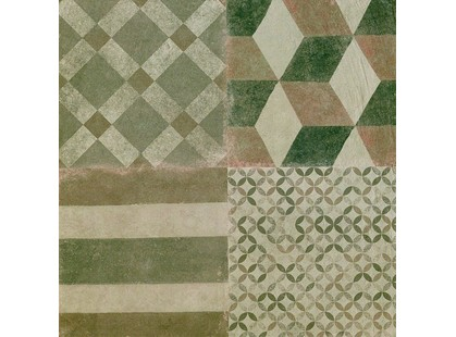 Fap Ceramiche Terra Deco Beige RT Silk