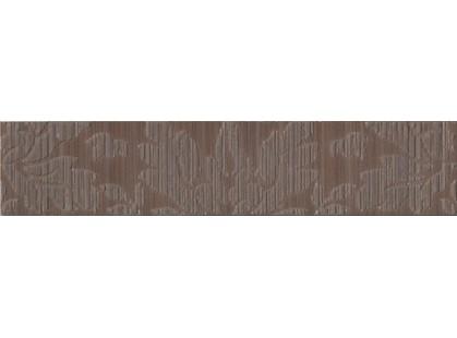 Fap Ceramiche Velvet+ Damasco Brown Listello 6,5x30,5