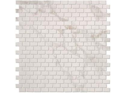 Fap Ceramiche Roma Calacatta Brick Mosaico