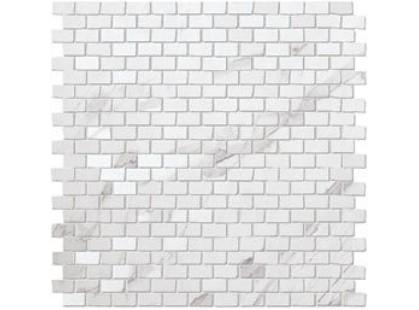 Fap Ceramiche Roma Statuario Brick Mosaico