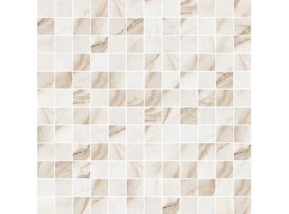 Flaviker PI.SA Supreme Calacatta Mosaico Ant./Lux+