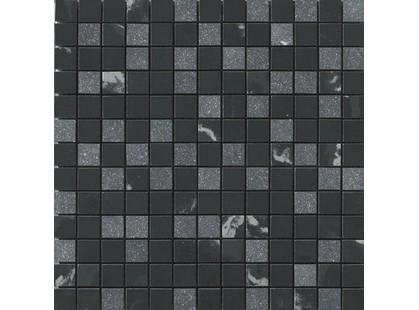 Fmg Classica alta Mosaico Lux Nero Marquinia