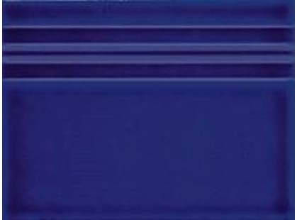 Gaya Fores Galan iris Liso Relieve Azul
