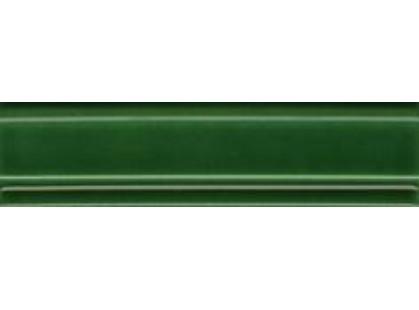 Gaya Fores Genil Moldura Verde Antic