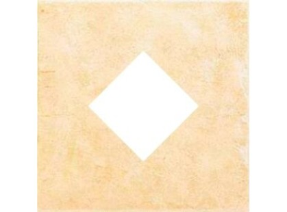 Global Tile Domus GT-DOM-D-200/200/R Светлый Беж Рамка