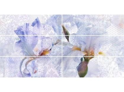 Global Tile Elle 1693-0001 Ирис (из 6-и пл.)