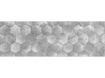 Global Tile Gesso 1064-0002 Светло-серый Рельеф.
