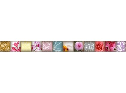 Global Tile Tempo 1506-0017 Цветы 1