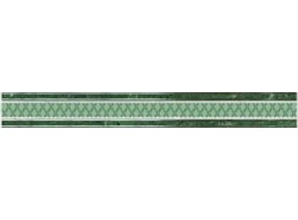 Global Tile Barcelona GT-BAR-L-30/250/GR  Зеленый узкий