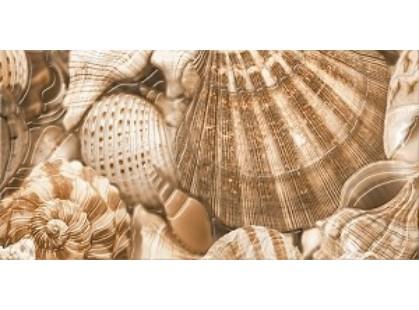 Golden Tile Sea Breeze Декор Shells 3
