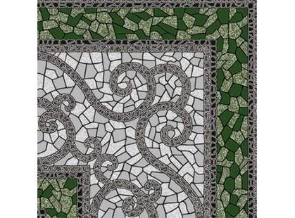 Golden Tile Византия Византия Зеленый