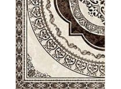 Golden Tile Вулкано Декор Бежевый
