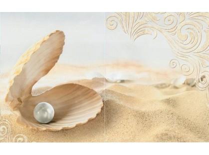 Gracia Ceramica Amalfi Sand Panno 02 (из 4-х плиток)
