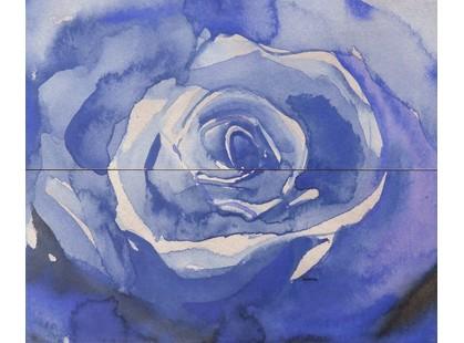 Gracia Ceramica Arabeski Blue Panno (из 2-х плиток)