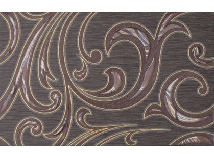 Gracia Ceramica Muraya Сhocolate Decor 02